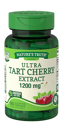 Ultra Tart Cherry Extract 1200 mg**
