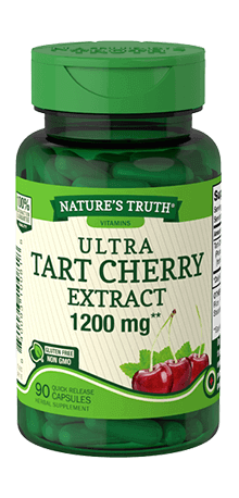 Ultra Tart Cherry Extract 1200 mg