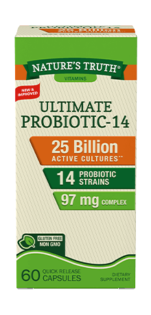 Ultimate Probiotic-14