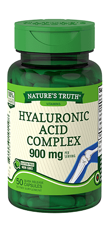Hyaluronic Acid Complex 900 mg