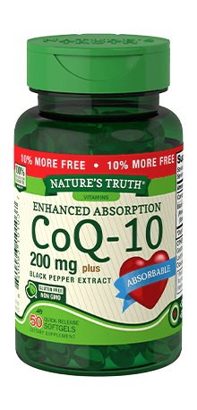 Enhanced Absorption CoQ-10 200 mg