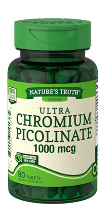 Ultra Chromium Picolinate 1000 mcg