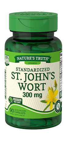 Standardized St. John's Wort 300 mg
