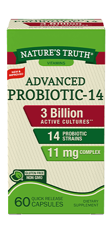 Advanced Probiotic-14