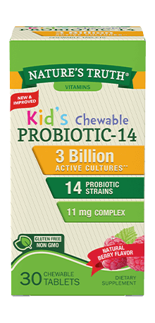 Kids Chewable Probiotic-14