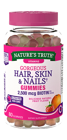 Hair, Skin & Nails Gummies