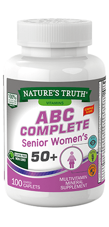 ABC Complete Womens 50+ Multivitamin