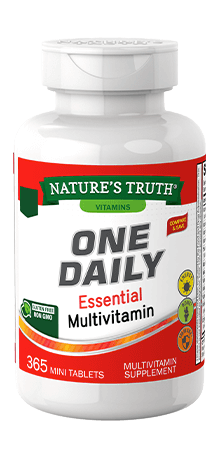 One Daily Essential Multivitamin