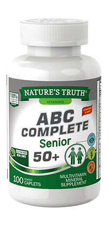 ABC Complete Senior 50+