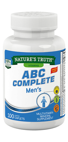ABC Complete Men's
