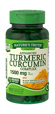 Advanced Turmeric Curcumin<br>Complex 1500 mg