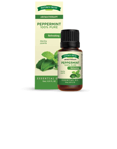 Nature S Truth Nature S Truth Aromatherapy Ml Peppermint Essential Oil