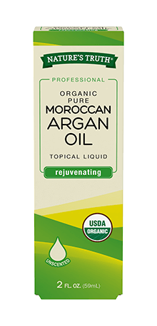 Organic Moroccan Argan Oil Serum