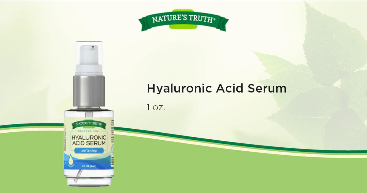Hyaluronic Acid Serum Nature S Truth