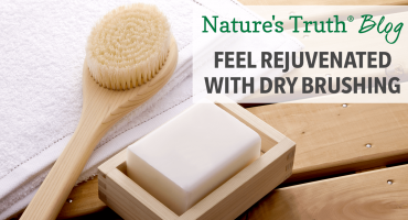Feel Rejuvenated with Dry Brushing