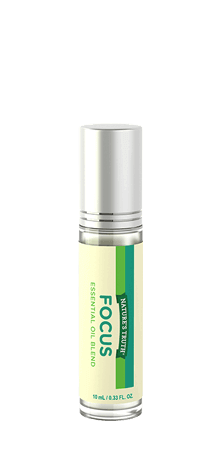 Focus Essential Oil Roll-On
