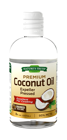 Premium Coconut Oil