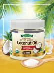 Organic Extra Virgin Coconut Oil Solid