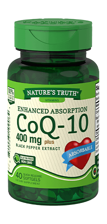 Enhanced Absorption CoQ-10 400 mg