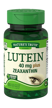 Lutein 40 mg plus Zeaxanthin