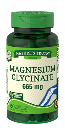 Magnesium Glycinate 665 mg