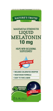 Liquid Melatonin 10 mg
