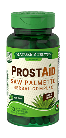 ProstAid Saw Palmetto Herbal Complex