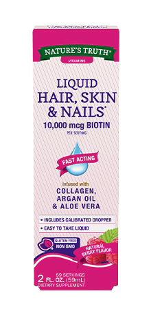Liquid Hair, Skin & Nails