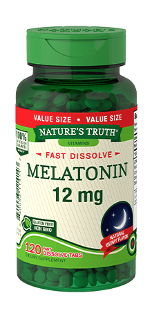 Melatonin 12 mg