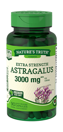 Extra Strength Astragalus 3000 mg**
