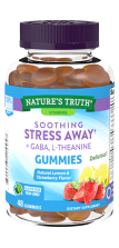 Soothing Stress Away†<br>plus GABA, L-Theanine