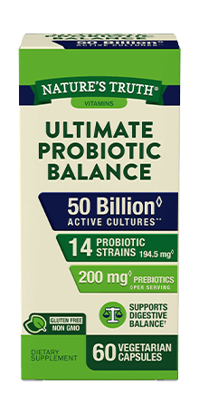 Ultimate Probiotic Balance