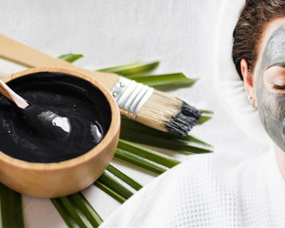 Put a Fresh Face Forward! Activated Charcoal Face Mask