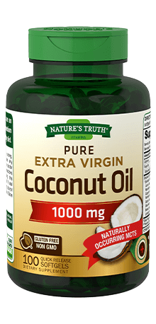 Pure Extra Virgin Coconut Oil