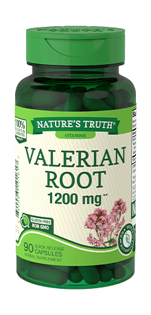 Valerian Root 1200 mg**