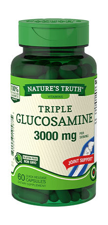 Triple Glucosamine 3,000 mg