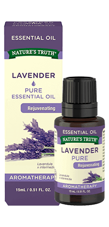 Pure Lavender Essential Oil