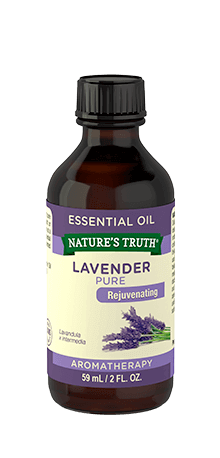 Pure Lavender Essential Oil – 2 oz.