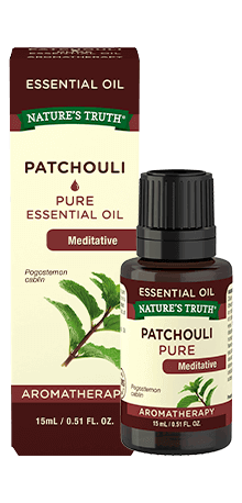 Pure Patchouli Dark Essential Oil