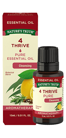 Pure 4 Thrive Essential Oil