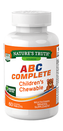 ABC Complete Children's Chewable