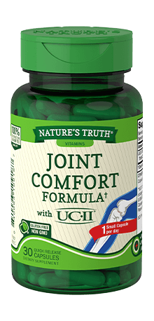 Joint Comfort with UC-II Collagen 40 mg