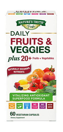 Daily Fruits and Veggies