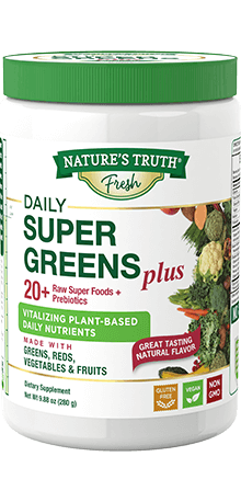 Daily Super Greens Plus