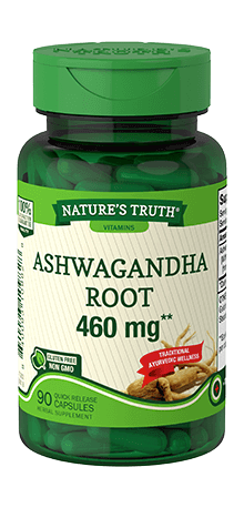 Ashwagandha Root 460 mg**