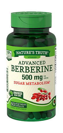 Advanced Berberine 500 mg