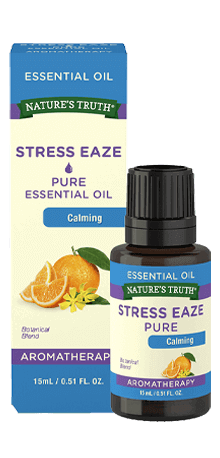 Stress Ease Pure Essential Oil